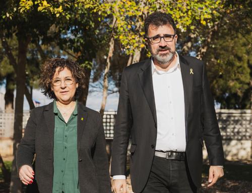 Salvadó serà el portaveu d'ERC a la comissió d'Economia del Parlament i Viña la vicepresidenta de la de Drets Socials