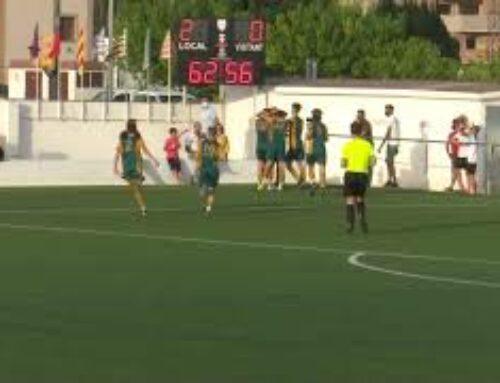 El juvenil de Futbol Formatiu és campió i puja a Preferent (2-2)