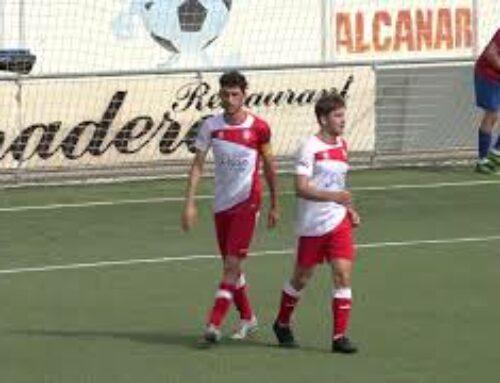 L'Ebre Escola, més prop del títol després de guanyar a Alcanar (1-4)