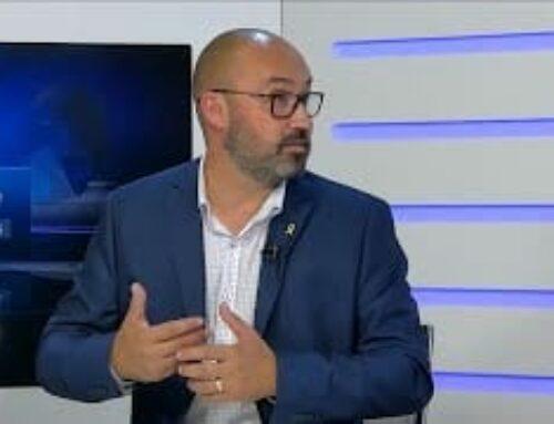 Entrevista a Albert Salvadó, delegat del Govern a les Terres de l'Ebre