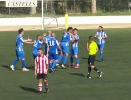 La Cava s'emporta el derbi contra el J i Maria (2-0)