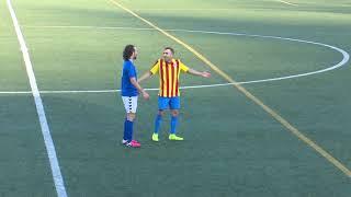 La Rapitenca B cau a casa contra el Roquetenc i s'allunya de l'ascens (0-2)