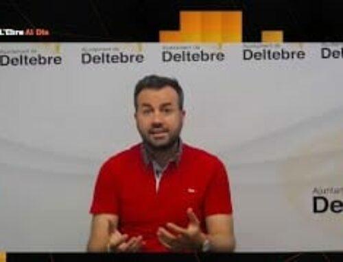L'Ebre al Dia. Entrevista a Lluís Soler, alcalde de Deltebre