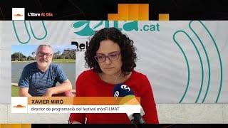 L'Ebre al Dia. Entrevista a Xavier Miró