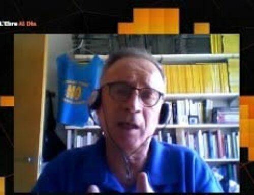 L'Ebre al Dia. Entrevista a Manolo Tomàs, portaveu de la Plataforma en Defensa de l'Ebre
