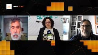 L'Ebre al Dia. Entrevista a Xavi Abril i Ramon Vidal de Projecte Plastic Busters.