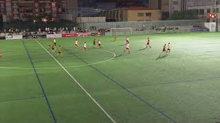 Final juvenils. Futbol Formatiu marca distàncies