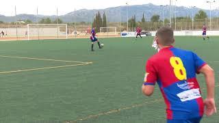 La Rapitenca s'imposa al camp de l'Ametlla (0-3)