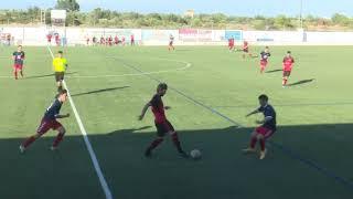 L'Ampolla cau a la Copa contra la Fundació Esportiva At Vilafranca (0-2)