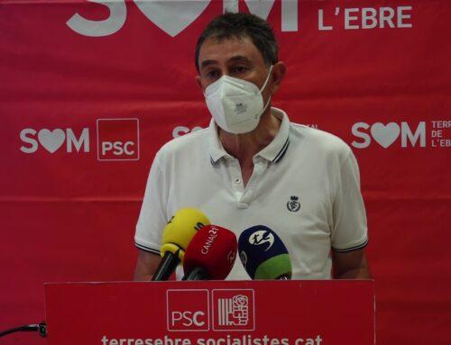 El PSC portarà al Parlament la construcció del nou hospital de Tortosa