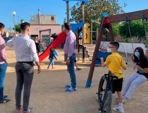 L'Ajuntament de Deltebre invertirà al voltant de 200.000€ en la millora dels parcs infantils del municipi