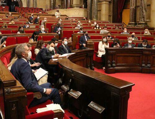 El Parlament aprova crear una comissió d'estudi sobre la protecció del delta de l'Ebre