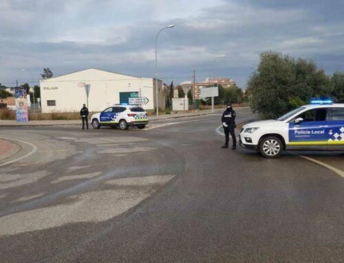 Detingut un home a Alcanar per trencar una ordre d'allunyament