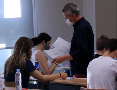 Comencen les proves de selectivitat per a 651 alumnes de les Terres de l'Ebre