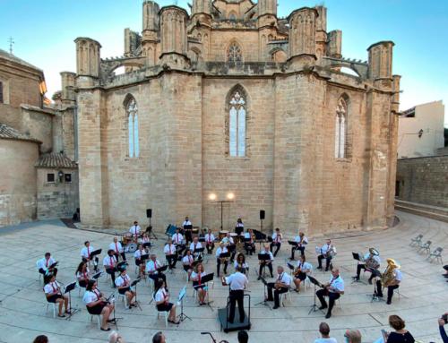 Més de 250 alumnes d'escoles de música de Tortosa participaran al festival SIMFÒNIC