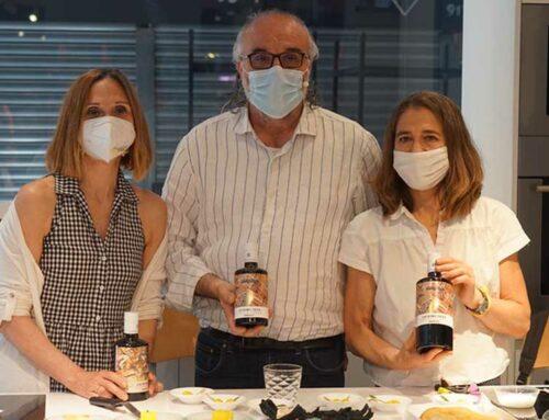 La Cooperativa de Godall presenta a La Boqueria de Barcelona les varietats del seu oli Lacrima Olea amb Jeroni Castell, Ada Parellada i Tana Collados