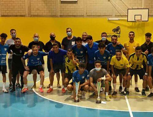 L'Outat de Reus s'adjudica la 15a edició del Memorial Andrés Ferri de futbol sala