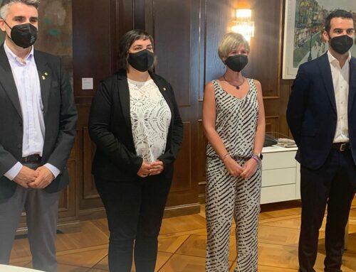 Miquel Subirats substitueix en el càrrec a la Diputació de Tarragona a Adam Tomàs