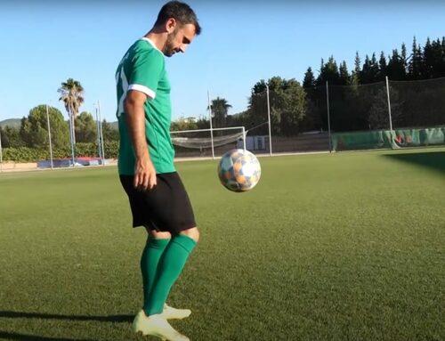 Gerard Badia ja llueix els colors del FC Ascó