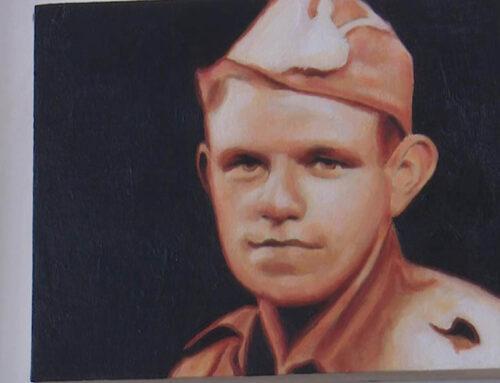 Coneixem la història darrera la figura de Micheál O 'Riordan, brigadista internacional de la Guerra Civil