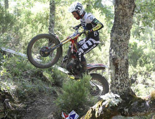 Adam Raga tercer de la primera jornada del Campionat d'Espanya