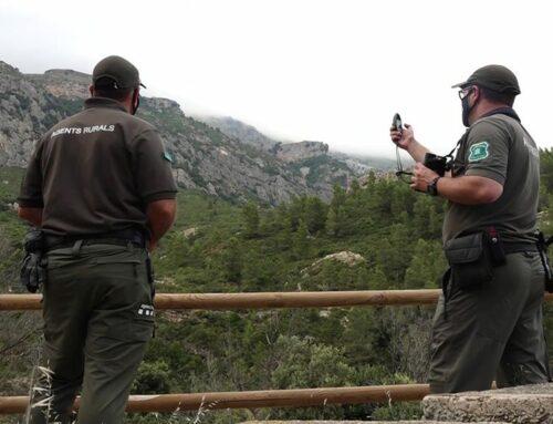 Coneixem la tasca dels agents rurals, clau en la prevenció dels incendis