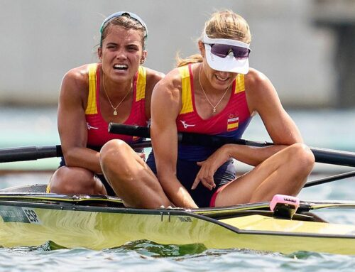 Aina Cid iguala a Tòquio el diploma olímpic de Rio de Janeiro