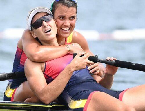 Aina Cid i Virgínia Díaz classificades per a la final dels Jocs Olímpics!