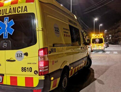 Detingut el conductor del camió que va provocar l'accident mortal de l'Ampolla