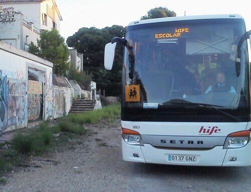 Les famílies del Montsià ja poden sol·licitar el Servei de Transport Escolar per al curs 2021-2022