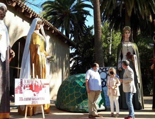 Tortosa celebrarà del 17 al 19 de setembre els actes de la 33a Ciutat Gegantera de Catalunya