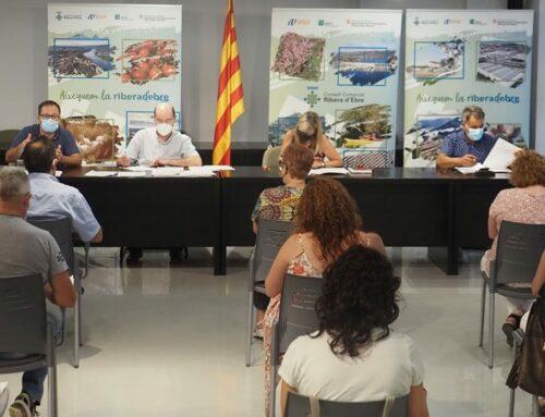 El Consell Comarcal de la Ribera d'Ebre insta els bancs a millorar l'atenció personalitzada a la gent gran