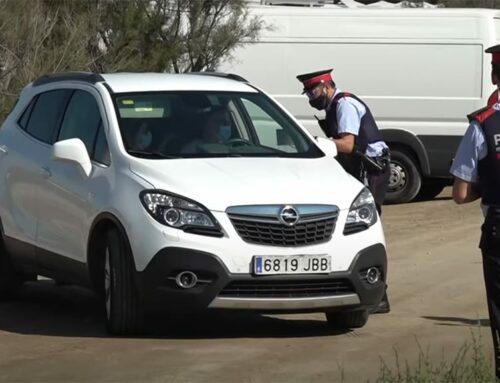 Els Mossos d'Esquadra inicien un dispositiu al Delta de l'Ebre per prevenir l'acampada il·legal