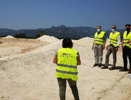 El COPATE presenta el projecte del nou Centre de Tractament de Residus de l'Ebre