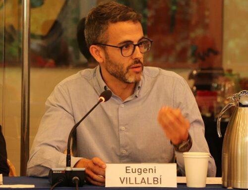 El senienc Eugeni Villalbí nou diputat d'Esquerra Republicana al Parlament