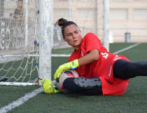 La portera deltebrenca Fàtima Fabra fitxa pel Pozoalbense andalús de la Liga Reto Iberdrola