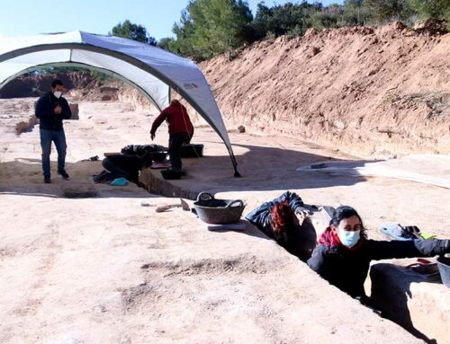 """L'exhumació de víctimes, l'actual """"paisatge sonor"""" de la Batalla de l'Ebre"""
