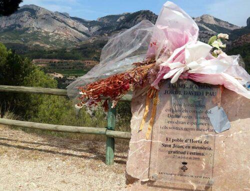 """Les famílies dels bombers morts en l'incendi d'Horta de Sant Joan consideren """"escassa"""" la condemna als dos acusats"""