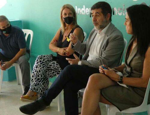 Sánchez confirma que Junts es presentarà en solitari a les municipals i convida a sumar-s'hi