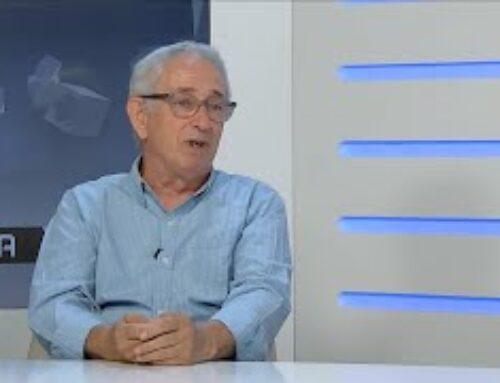 L'Entrevista a Josep Bayerri, periodista