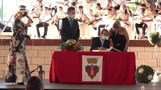 Pregó de Festa Major de Santa Bàrbara i presentació de Pubilles i Hereus 2020-2021