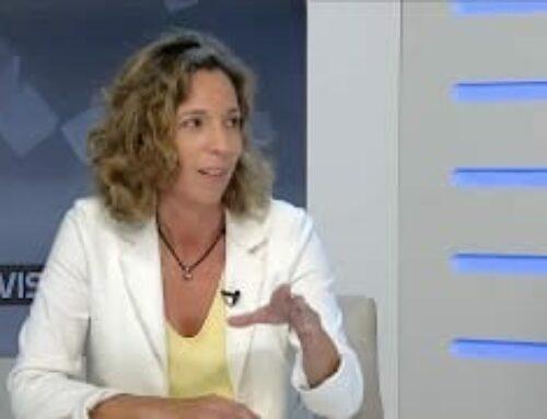 L'Entrevista a Àngels Chacón, secretaria general del PDeCAT