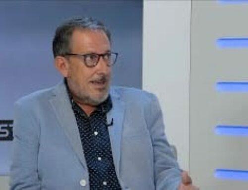L'Entrevista a Alejandro Espuny, conferenciant del Dia LGTBI a Tortosa