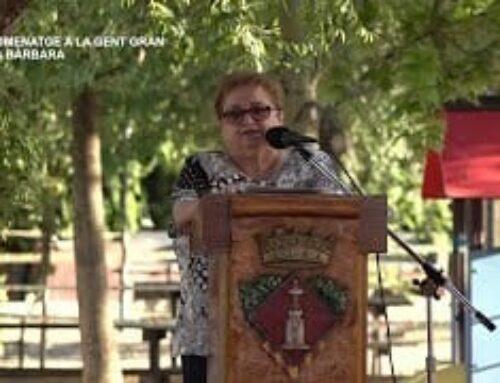Festes Majors de Santa Bàrbara 2021:  58è Homenatge a la Gent Gran