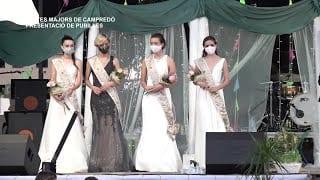 Festes Majors Campredó 2021: Presentacio de Pubilles