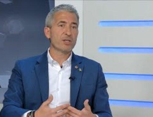 L'Entrevista a Josep Gonzàlez, conseller d'Educació Generalitat de Catalunya