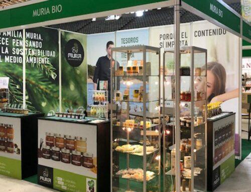 MuriaBIO presenta la gamma de caramels de mel ecològica a la 27a edició deBioCultura