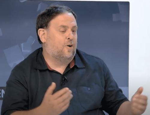 L'Entrevista a Oriol Junqueras, president d'Esquerra Republicana de Catalunya