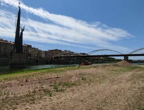 Tortosa aprova modificar el POUM i preveu la possible construcció d'una passarel·la sobre la pilastra del Monument de la Batalla de l'Ebre