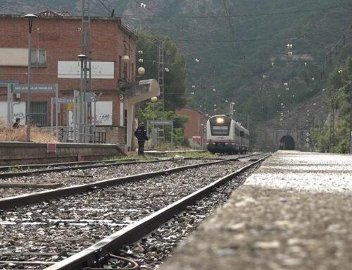 La Pobla de Massaluca recupera el tren que uneix Casp amb Barcelona